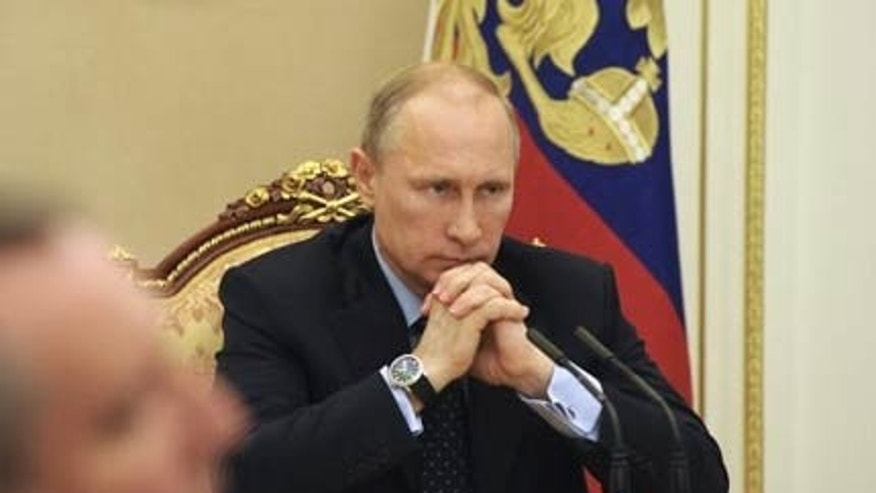 Russian President Vladimir Putin has vowed to bring the killer of Nemtsov to justice. (Reuters)