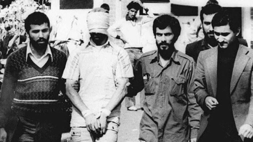 For 444 days from 1979-1981, 52 Americans were held hostage in the American embassy in Tehran. (AP)