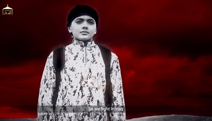 Grim new ISIS video appears to show child executing alleged Mossad spy
