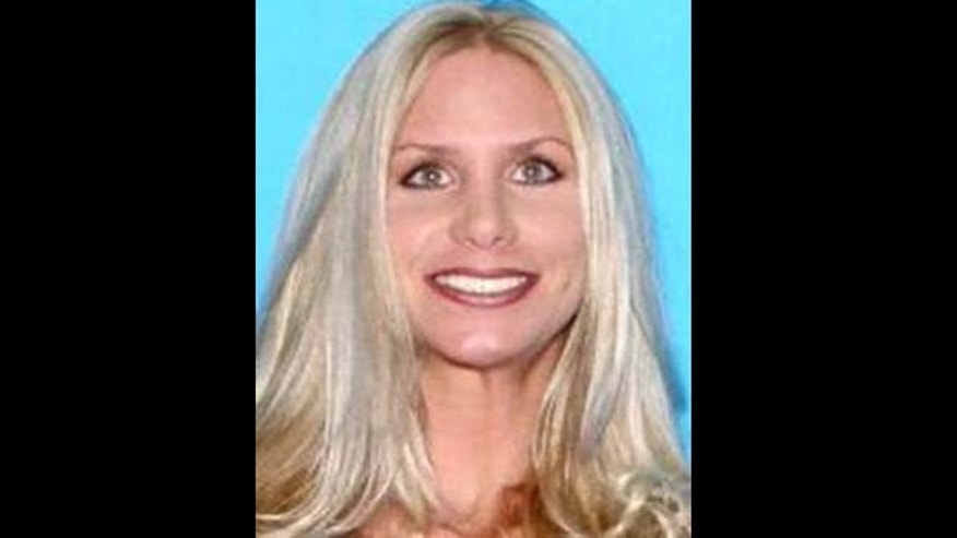 Kelly Lynn Miller, 36, was detained in Thailand on Tuesday. She is pictured here in an undated photo.
