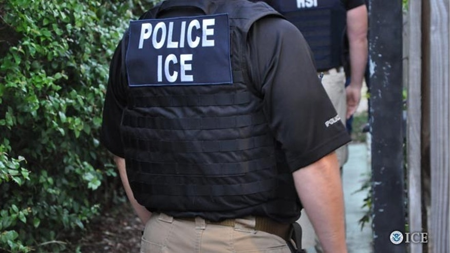 ICE arrests convicted criminal aliens and fugitives in enforcement operation throughout all 50 states.