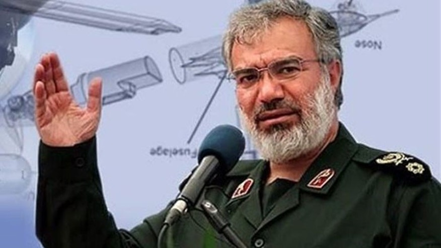 Commander of the Islamic Revolution Guards Corps Navy Rear Admiral Ali Fadavi has threatened the U.S. with the nation's navy, but it is more likely to be used in the Persian Gulf region. (Reuters)