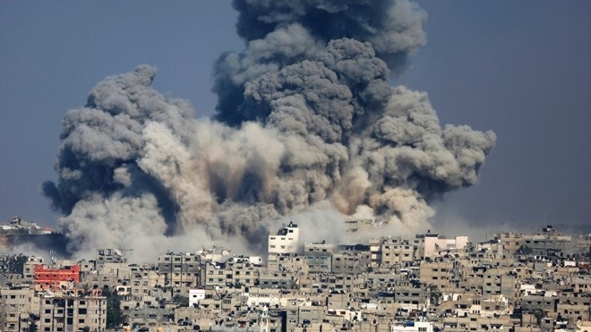 Hamas guilty of war crimes in Gaza clash, Amnesty International charges