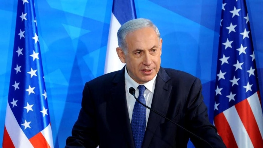 Israeli premier Netanyahu says world must insist on better ...