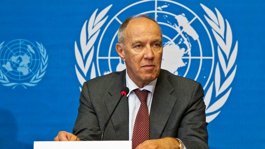 Director General of the World Intellectual Property Organization Francis Gurry. (WIPO/Berrod Emmanuel)
