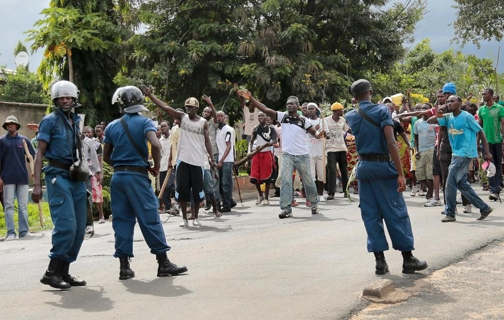 Burundi capital calm, president tweets that coup was foiled