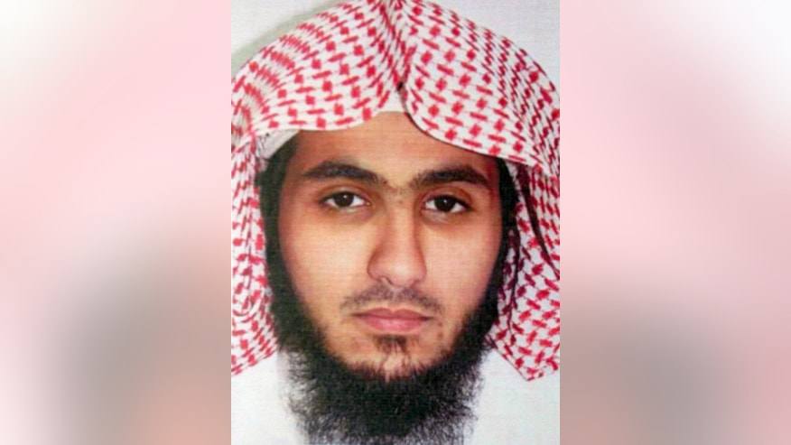 This undated photo released by Kuwait News Agency, KUNA, Sunday, June 28, 2015, shows Fahad Suleiman Abdulmohsen al-Gabbaa. Kuwaiti authorities on Sunday identified al-Gabbaa as a Saudi citizen who flew into the Gulf nation just hours before he blew himself in an attack on one of Kuwait's oldest Shiite mosques during midday Friday prayers, that killed over two dozen people and wounded over 200. (AP Photo/KUNA)