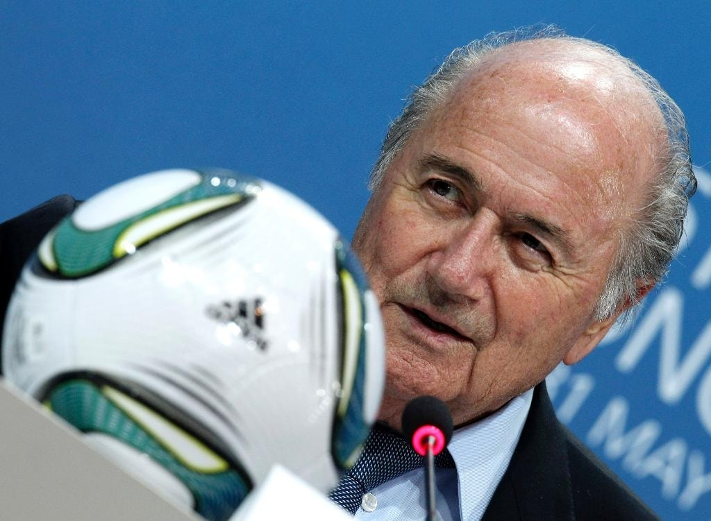 Blatter: French, German presidents applied pressure before World Cups awarded to Russia, Qatar