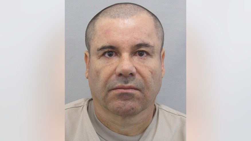 "This photo provided by Mexico's attorney general, shows the most recent image of drug lord Joaquin ""El Chapo"" Guzman before he escaped from the Altiplano maximum security prison in Almoloya, west of Mexico City, Sunday, July 12, 2015. The Mexican government is offering a 60 million pesos (about $4 million dollars) reward for information leading to his capture, after Guzman, escaped from the maximum security prison through a mile long tunnel that opened into the shower area of his cell. (Mexico's Attorney General's Office via AP)"