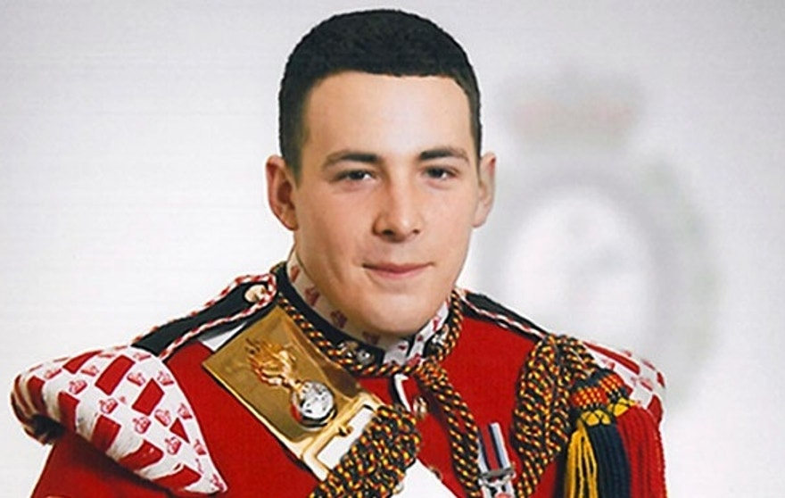 Drummer Lee Rigby, of the British Army's 2nd Battalion, The Royal Regiment of Fusiliers, is seen in an undated photo released May 23, 2013.