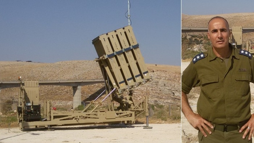 Iron Dome missile defense batteries are being redeployed to the north in Israel, according to Col. Yoni Saada Marom, commander of Israel's Active Defense Air Wing. (FoxNews.com)