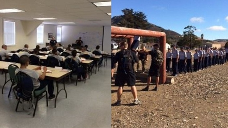 Roughed Up 4 California Cops Arrested For Boot Camp