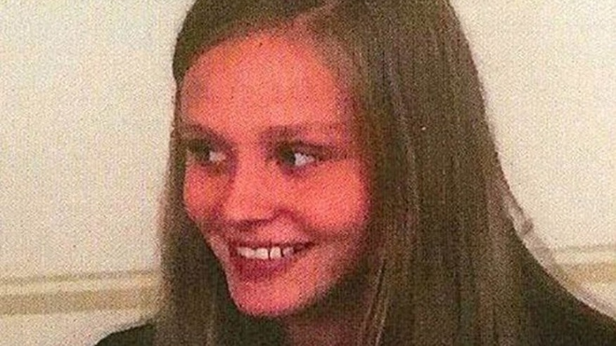 The body of Anneli-Marie R. was found by police late Monday.