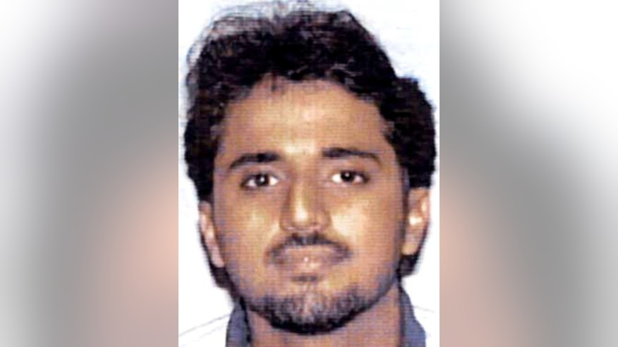 FILE - This undated handout file photo provided by the FBI, shows Adnan Shukrijumah. Foreign Islamic militants have been able to secure Pakistani national identity cards in exchange for bribes as low as $100, giving them vastly greater freedom to operate, according to a report by Pakistan's top intelligence agency obtained by The Associated Press. Among the most notorious beneficiaries of this system was Shukrijumah, a Saudi-born U.S. citizen and a top al-Qaida commander. Shukrijumah was killed in a Pakistani army raid in a tribal region along the Afghan border in December 2014. He was found in possession of a Pakistani national identity card under the name of Shahzaib Khan, according to a recent report by the Inter-Services Intelligence. (FBI, File via AP)