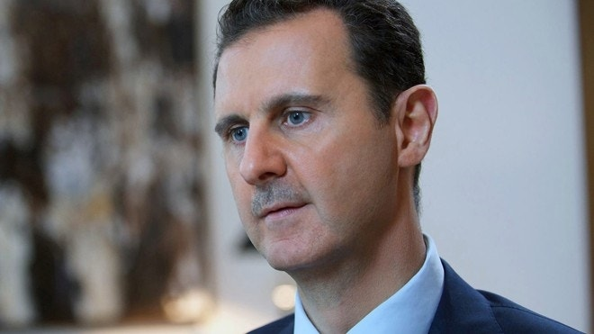 Assad says Russia campaign must succeed in Syria