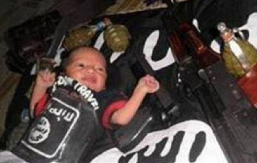 Terrorism experts say ISIS views these babies as the future of the caliphate.