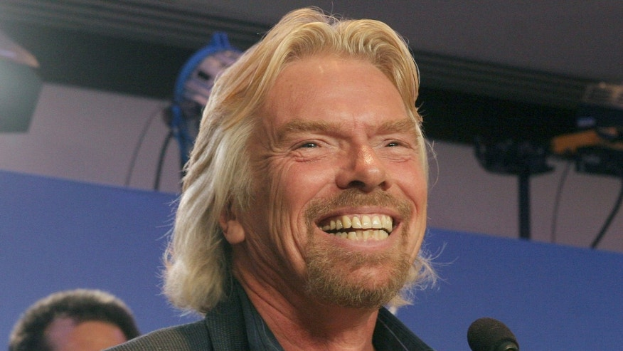 Richard Branson revealed a UN statement that would have called for drug decriminalization. (AP Photo/Tina Fineberg)