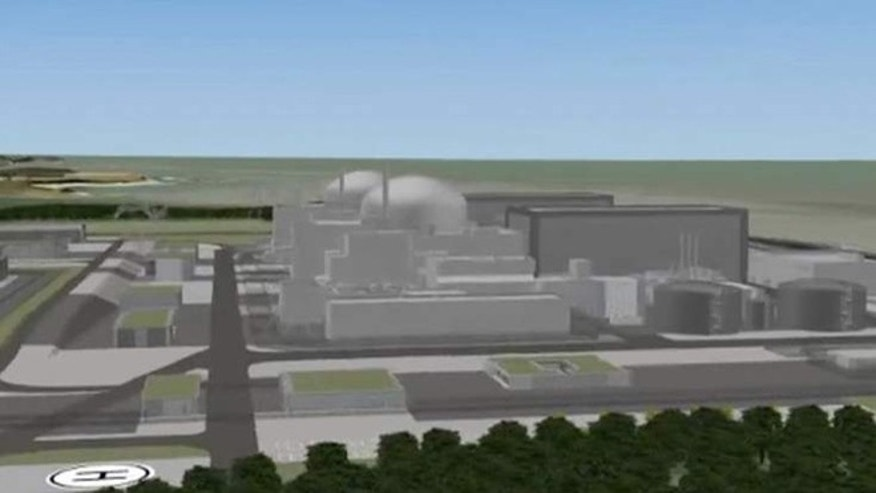 A new nuclear plant is planned at Hinkley Point, Somerset.