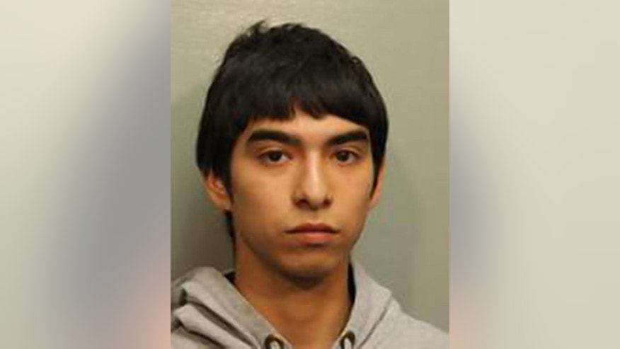 Pedro Sanchez, 21, was killed after he was shot inside a Tomball, Texas, home where he allegedly stabbed a high school student to death.