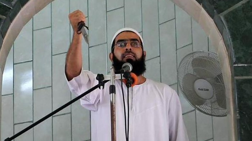 Wielding a knife from his pulpit in a sermon streamed on the Iternet last month, Palestinian Sheikh Muhammad Salakh called for followers to take up butcher knives and attack Israelis.