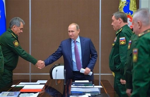 Take that: Putin says Russia will build weapons capable of piercing US missile shield