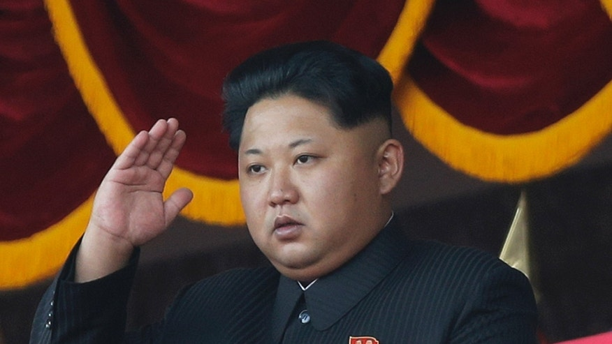 "FILE - In this Oct. 10, 2015 file photo, North Korean leader Kim Jong Un salutes at a parade in Pyongyang, North Korea. North Korea's ruling party says it will hold its biggest convention in decades next May. The Workers' Party said Friday, Oct. 30, 2015 its 7th congress will be convened as it's faced with ""the heavy yet sacred task"" of build a thriving nation. But it didn't elaborate on what the party's highest-level body will determine. (AP Photo/Wong Maye-E, File)"
