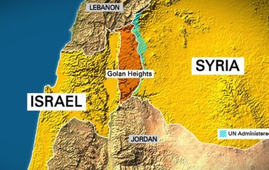 As Al Qaeda and ISIS proxy groups fight for control of the Golan Heights, Israel is mindful that fighting could spill over its border.