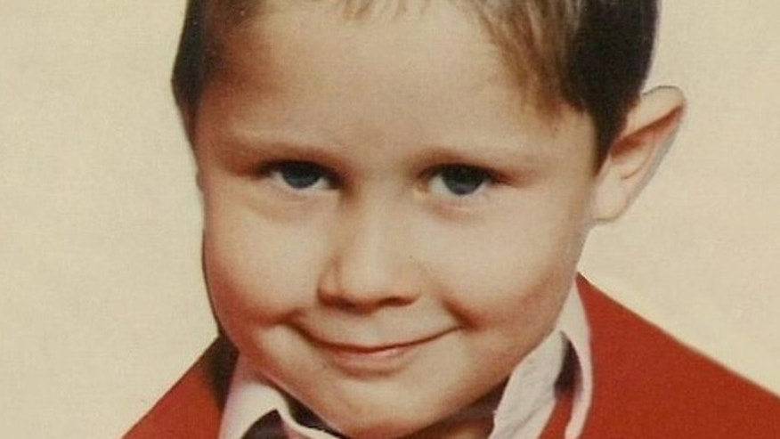 Rikki Neave, 6, was murdered 21 years ago in England. (Cambridgeshire Police)
