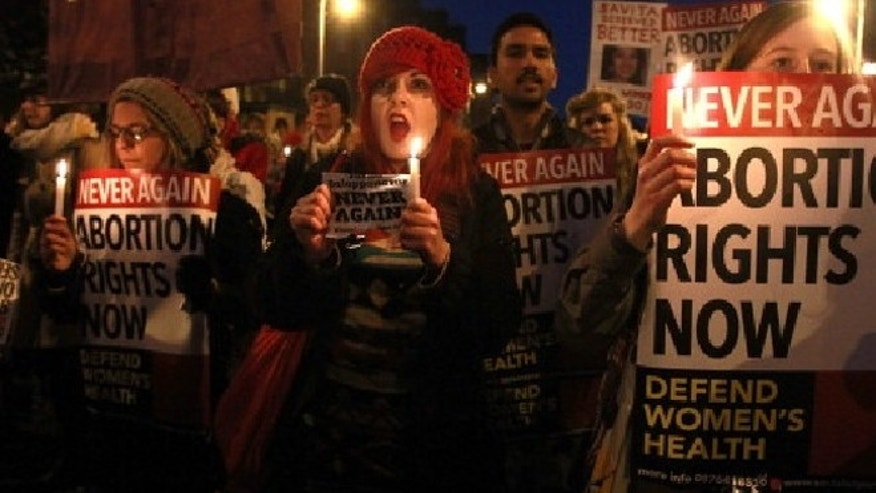 A Belfast High Court ruling is expected to ease Northern Ireland's strict anti-abortion laws to make it easier for women to terminate pregnancies in some cases.