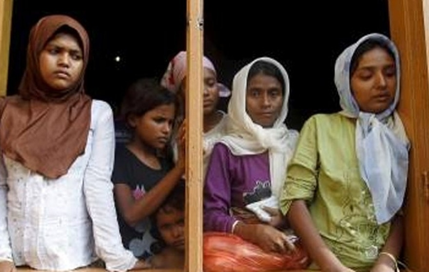 These Myanmar women, ages 14-28, were sexually assaulted in Indonesia, one  of several nations plagued by human trafficking. (Reuters)