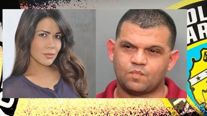 Joselyn Martinez (left) and Justo Santos.