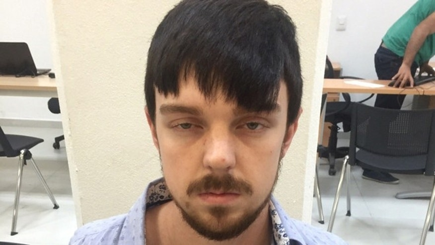 Ethan Couch on Dec. 28, 2015, after he was taken into custody in Puerto Vallarta, Mexico.