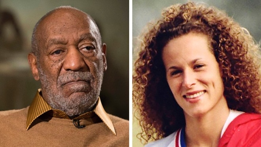FILE - In this combination of file photos, entertainer Bill Cosby pauses during an interview in Washington on Nov. 6, 2014, and Andrea Constand poses for a photo in Toronto on Aug. 1, 1987. Cosby was charged Wednesday, Dec. 30, 2015, with drugging and sexually assaulting Constand at his home in January 2004. They are the first criminal charges brought against the comedian out of the torrent of allegations that destroyed his good-guy image as Americaâs Dad. (AP Photo/Evan Vucci, left, and Ron Bull/The Toronto Star/The Canadian Press via AP, right) MANDATORY CREDIT; TORONTO OUT; NO SALES; NO MAGAZINES