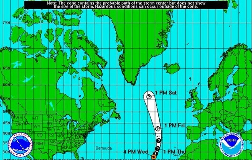 hurricane alex track 114