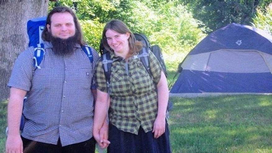 Joshua Boyle and Caitlan Coleman, who was pregnant at the time, vanished while backpacking along the Afghan-Pakistani border. (Coleman family)