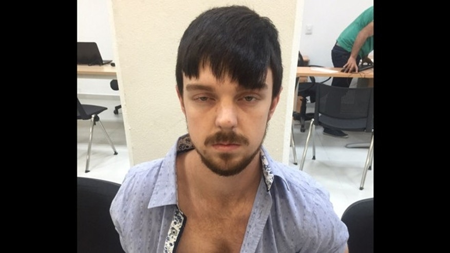 FILE - This Dec. 28, 2015, file photo, released by Mexico's Jalisco state prosecutor's office shows who authorities identify as Ethan Couch, after he was taken into custody in Puerto Vallarta, Mexico. The Mexican lawyer for Couch said Tuesday, Jan. 26, 2016, that his client has dropped an appeal against deportation and will return to Texas to face charges. (Mexico's Jalisco state prosecutor's office via AP, File)