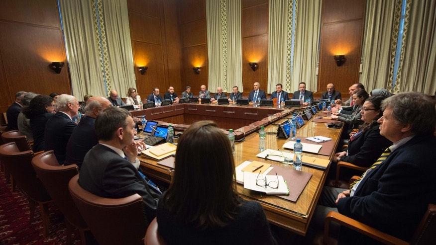 Jan. 29, 2016: Overview of the Syria peace talks in Geneva, Switzerland.