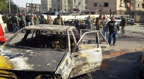 ISIS car bomb in Syrian capital of Damascus kills 10