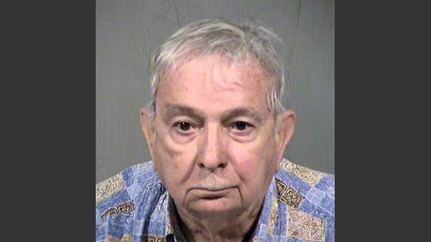 This undated photo provided by the Maricopa County Sheriffs Office shows John Feit.