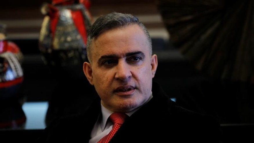 Venezuelan Ombudsman Tareck William Saab.