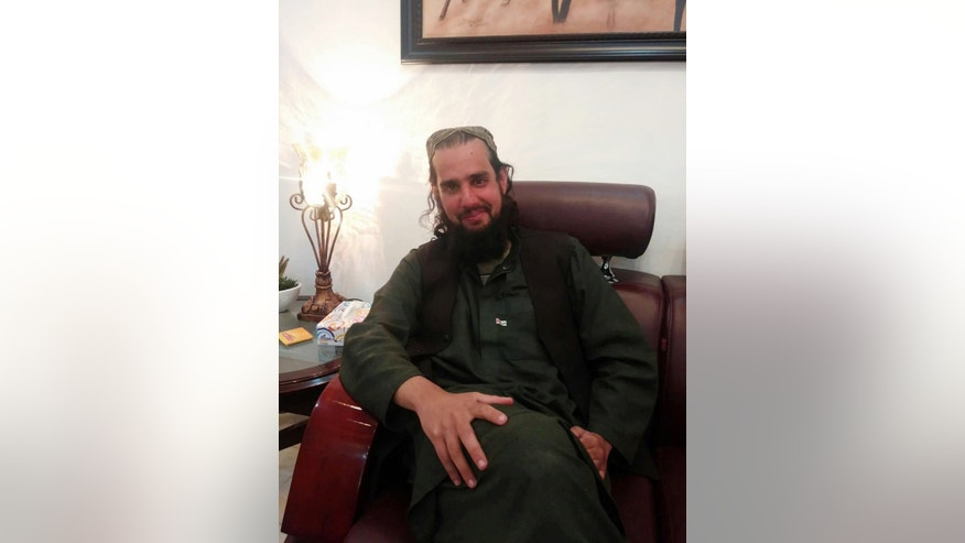 Shahbaz Taseer, in a photo released Tuesday.