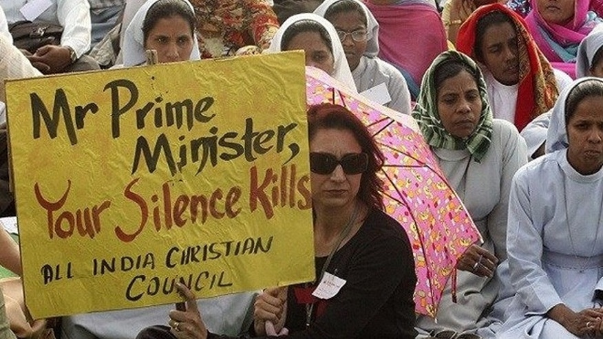 Christian persecution by Hindus rises in India, say humanitarian ...