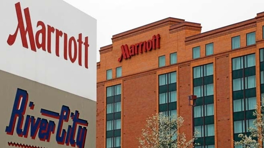 A Marriott hotel in Cranberry Township, Pa.