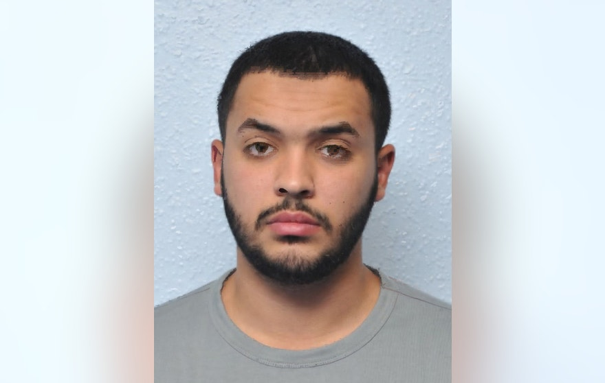 This image made available by the Metropolitan Police in London, Wednesday, March 23, 2016, shows Tarik Hassane. Two home-grown British extremists face long prison terms for conspiring to kill soldiers, police officers and civilians in west London. Tarik Hassane, 22, had pleaded guilty during the trial at London's Old Bailey courthouse. Physics student Suhaib Majeed, 21, was convicted Wednesday of conspiracy to murder and preparing terrorist acts. They had planned to shoot from an untraceable moped and then ride off. (Metropolitan Police via AP)