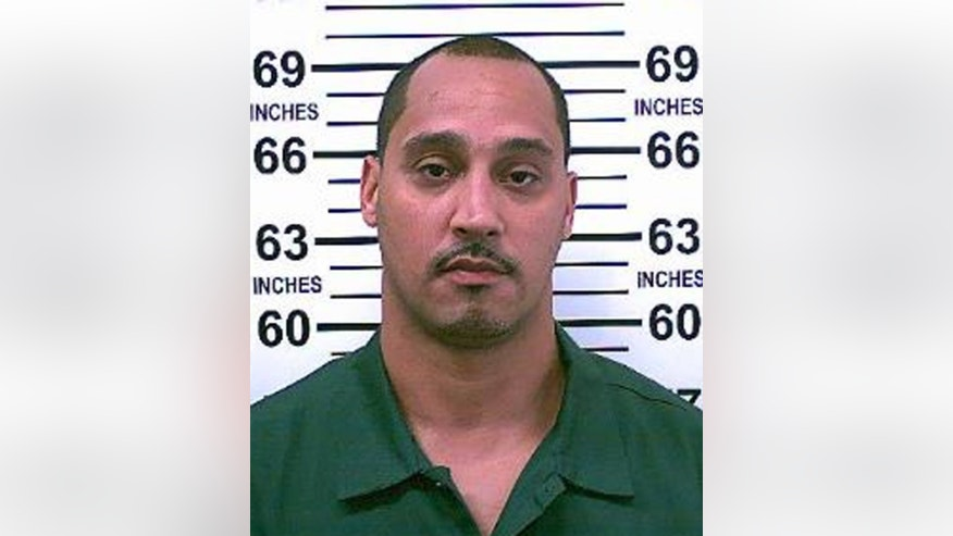 Richard Rosario in a July 2015 photo provided by the New York Department of Corrections.