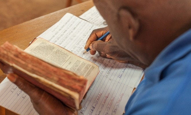 Bible charity vows to continue translation work after murders of four employees