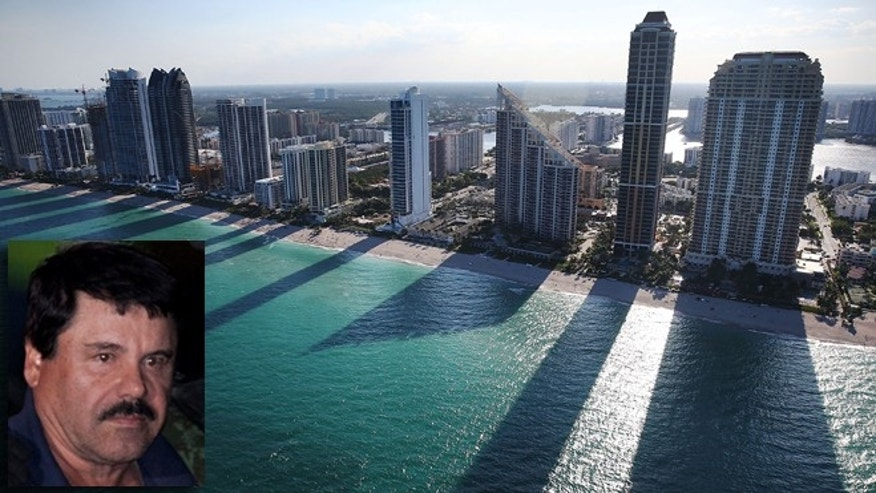 SUNNY ISLE, FL - APRIL 05:  Condo buildings line the beach April 5, 2016 in Sunny Isle, Florida. A report by the International Consortium of Investigative Journalists referred to as the 'Panama Papers,' based on information anonymously leaked from the Panamanian law firm Mossack Fonesca, indicates possible connections between condo purchases in South Florida and money laundering.  (Photo by Joe Raedle/Getty Images)