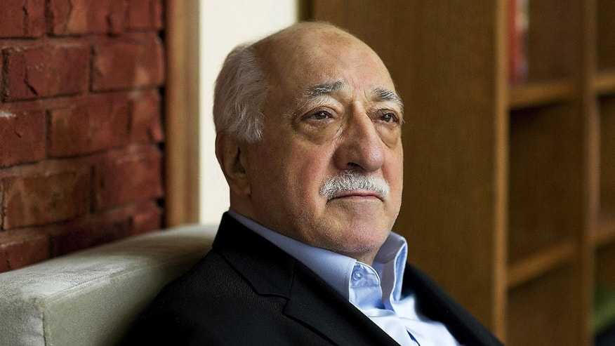 Fethullah Gulen at his home in Saylorsburg, Pa. in 2014.