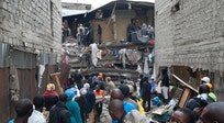 Kenya officials: Death toll of collapsed building up to 16