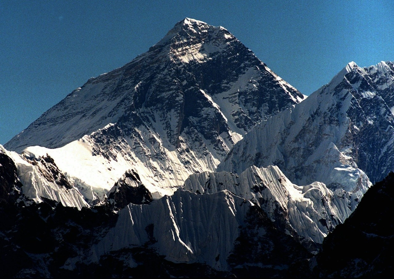 an introduction to mount everest